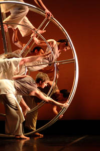 The Carolyn Dorfman Dance Company