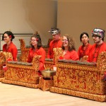 gamelan players