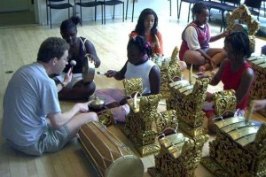Chester Children's Gamelan Project