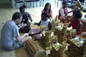 Chester Children's Gamelan Project