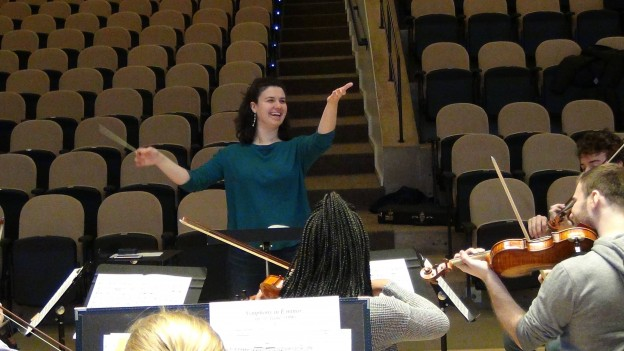 shira conducting