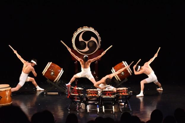 tamagawa taiko drummers