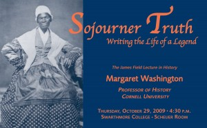 Sojourner Truth lecture