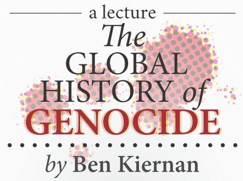 Ben Kiernan lecture