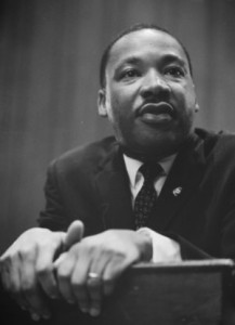 Martin Luther King, Jr. Day and Fixing the Jericho Road