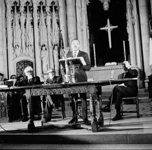 MLK at Riverside Church