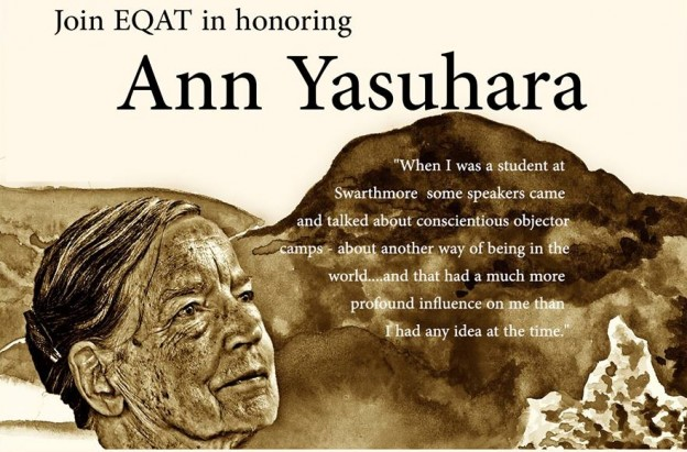 Gratitude for Ann Yasuhara