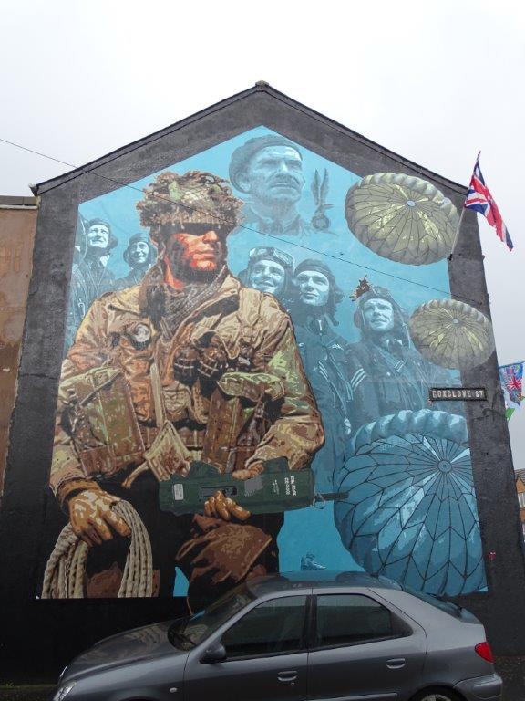 Dee Craig Sosabowski mural, Belfast 2016