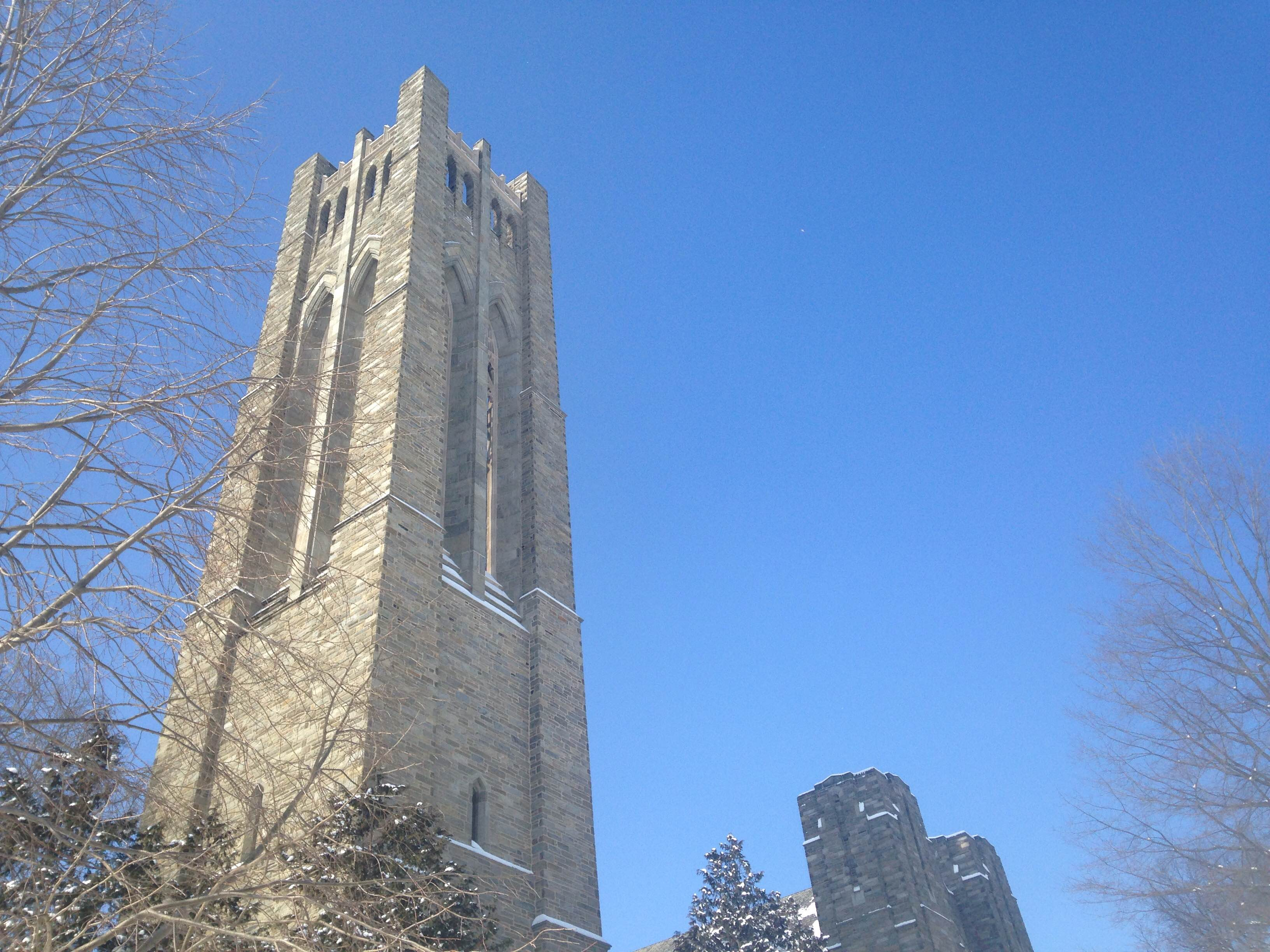 Swarthmore Bell Tower