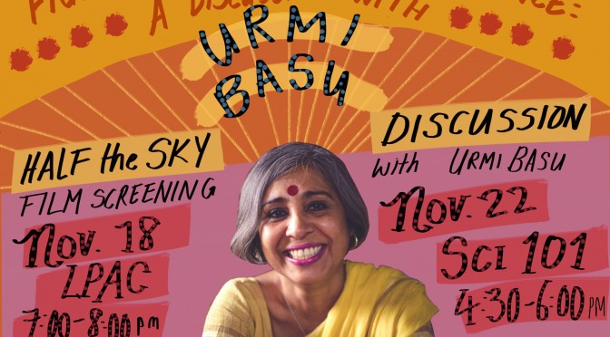 Fighting Gender-Based Violence: A Discussion With Urmi Basu