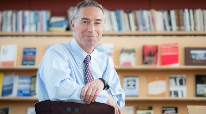 Provost of Brown University, Dr. Richard Locke, Will Visit Swarthmore on November 3, 2017