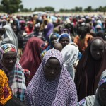 Refugees from violence by Boko Haram