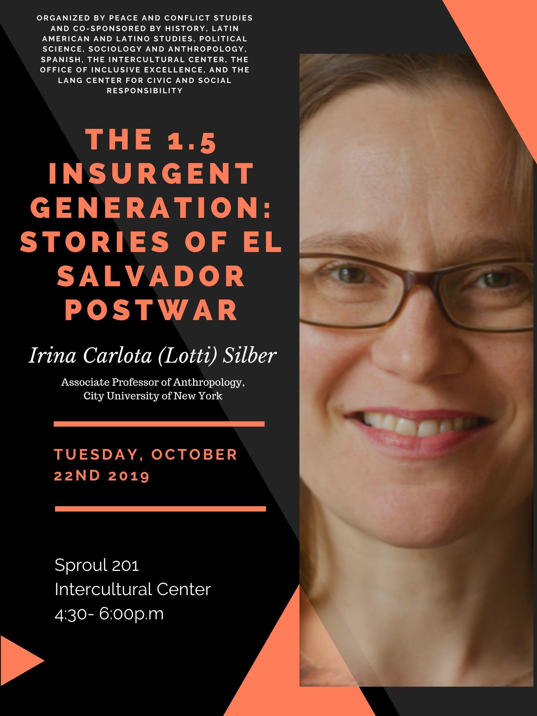 Irina Silber Talk 2-3