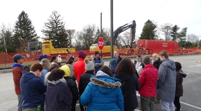Students tour Mariner East 2 pipeline