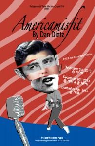 Americamisfit by Dan Dietz
