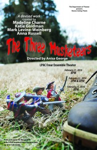 3Musketeers Poster