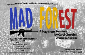Mad Forest Poster