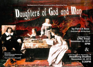 DAUGHTERS OF GOD AND MAN Poster