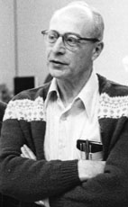 Professor Ted Herman '35