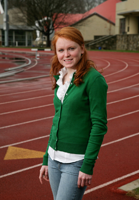 Athletics News » Blog Archive » Mullarkey Named RHODES SCHOLAR