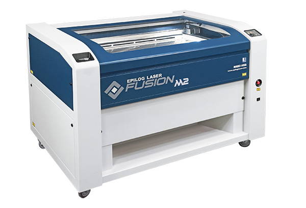 manufacturer photo of the Epilog Fusion M2 40 laser cutter