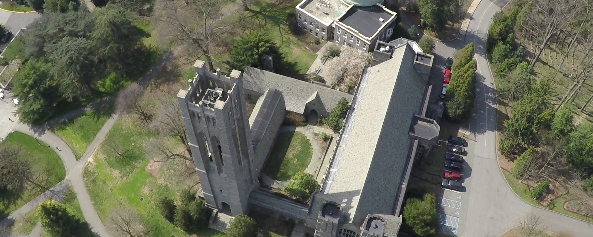 Quadcopters at Swarthmore – Swarthmore College ITS Blog