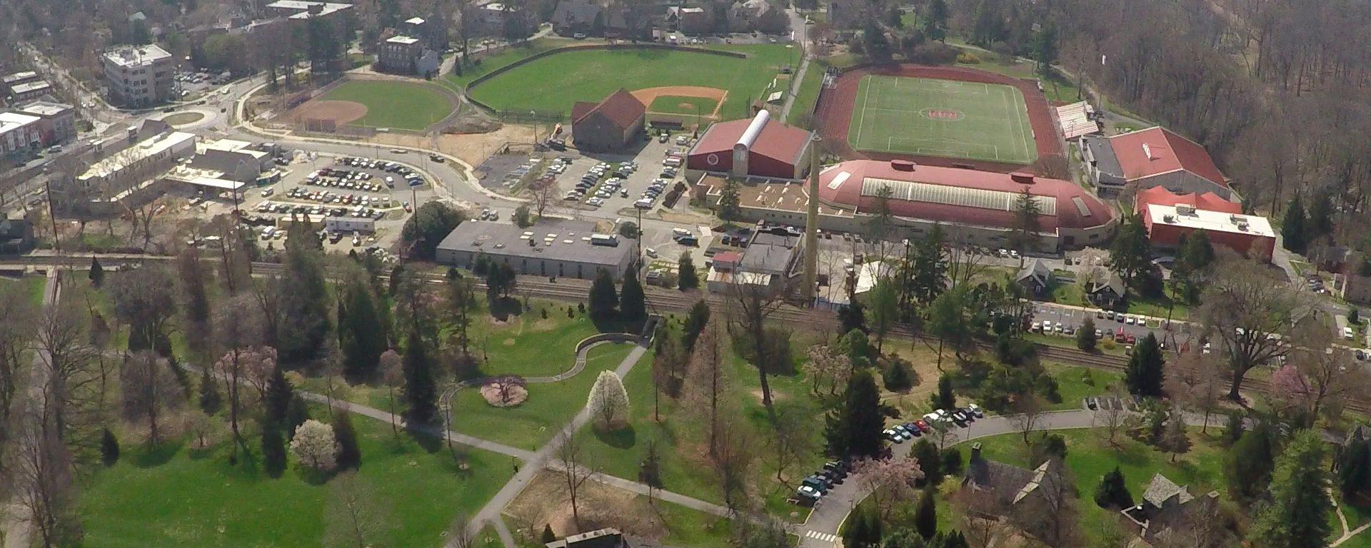 Swarthmore Campus GIS – Swarthmore College ITS Blog