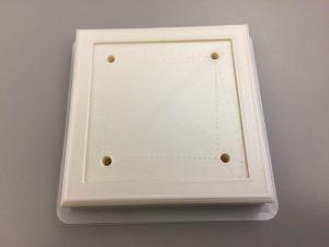 3D printed block - successful