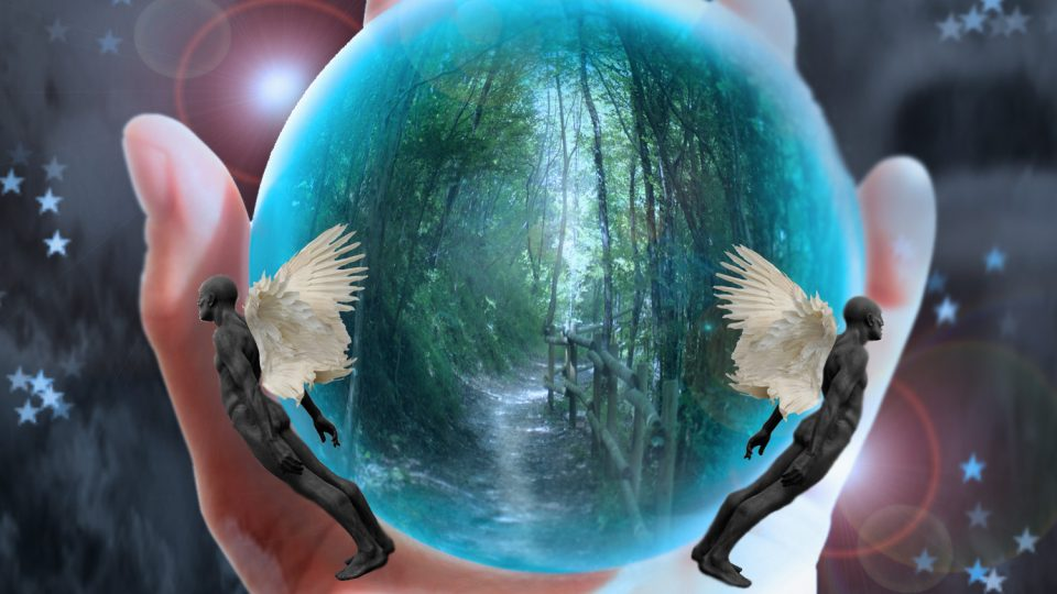 Image of a crystal ball
