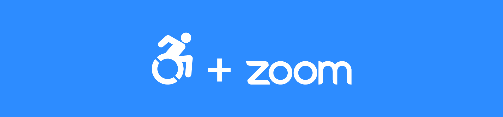 Accessibility and Zoom