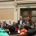 Stormont youth consultation