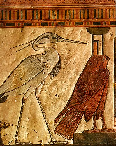 Phoenix and Falcon